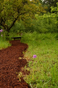 A Garden Path and Retreat