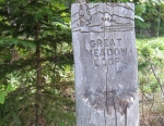 Great Meadow Loop Trailhead
