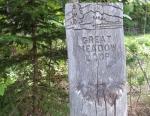 Great Meadow Loop Trailhead