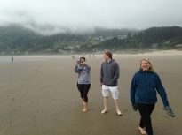 Friends at Manzanita