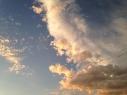 Summer Sky at Dusk