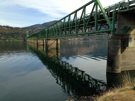 The Hood River/White Salmon Bridge