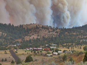 Canyon Creek Complex Fire