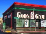 God's Gym needs no comment.