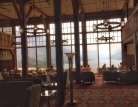 Lobby at the Prince of Wales Hotel